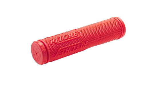 Ritchey Comp True Grip X Chwyt do kierownicy czerwony